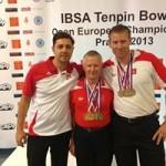 Mistrzowie Europy z trenerem